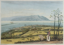 View of Kingston and Port Royal, from Windsor Farm